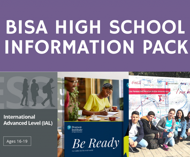 High School Information Pack