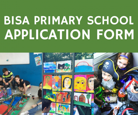 Primary School Application Form