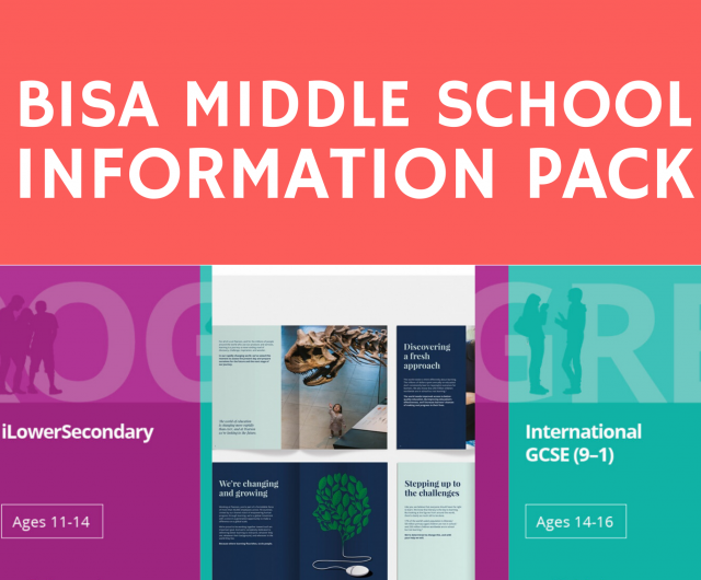 Middle School Information Pack